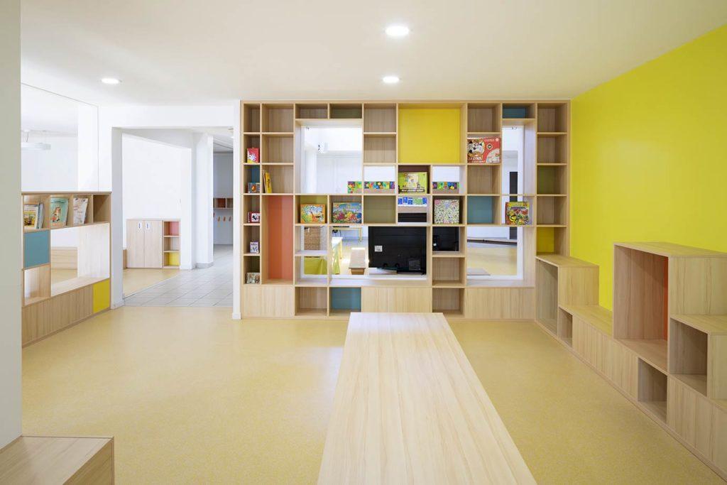 Ecole Maternelle Saint Drezery Extension Architecture 05