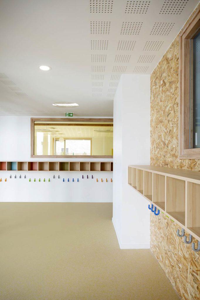 Ecole Maternelle Saint Drezery Extension Architecture 07