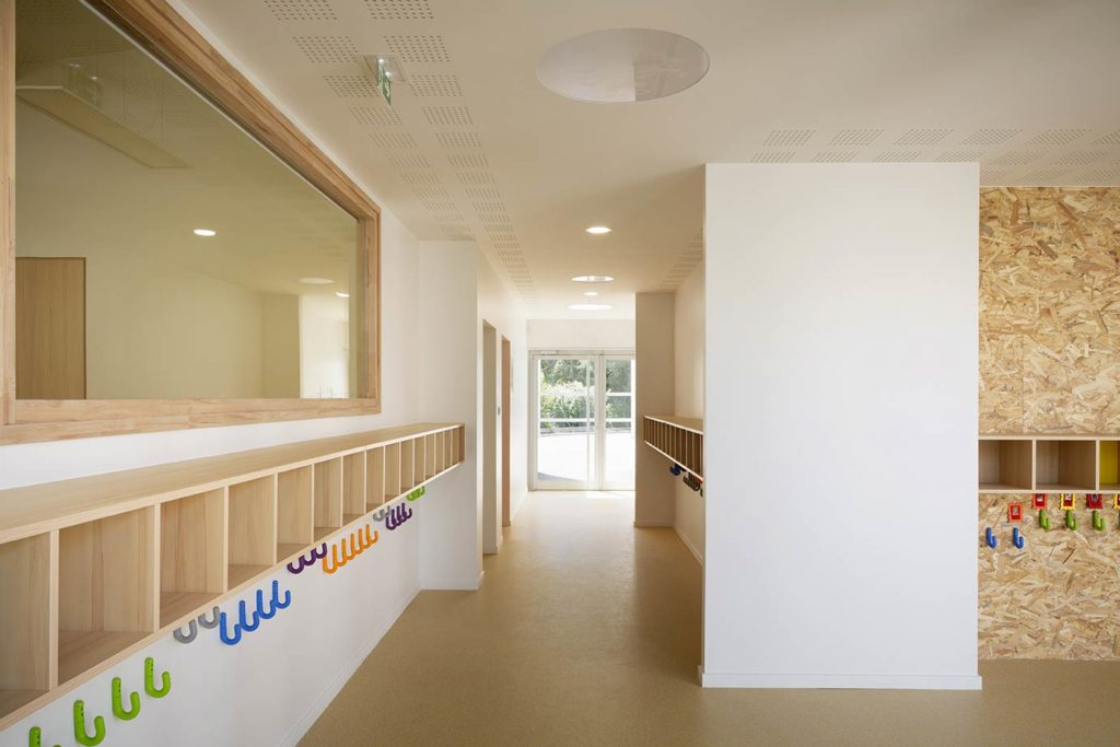 Ecole Maternelle Saint Drezery Extension Architecture 04
