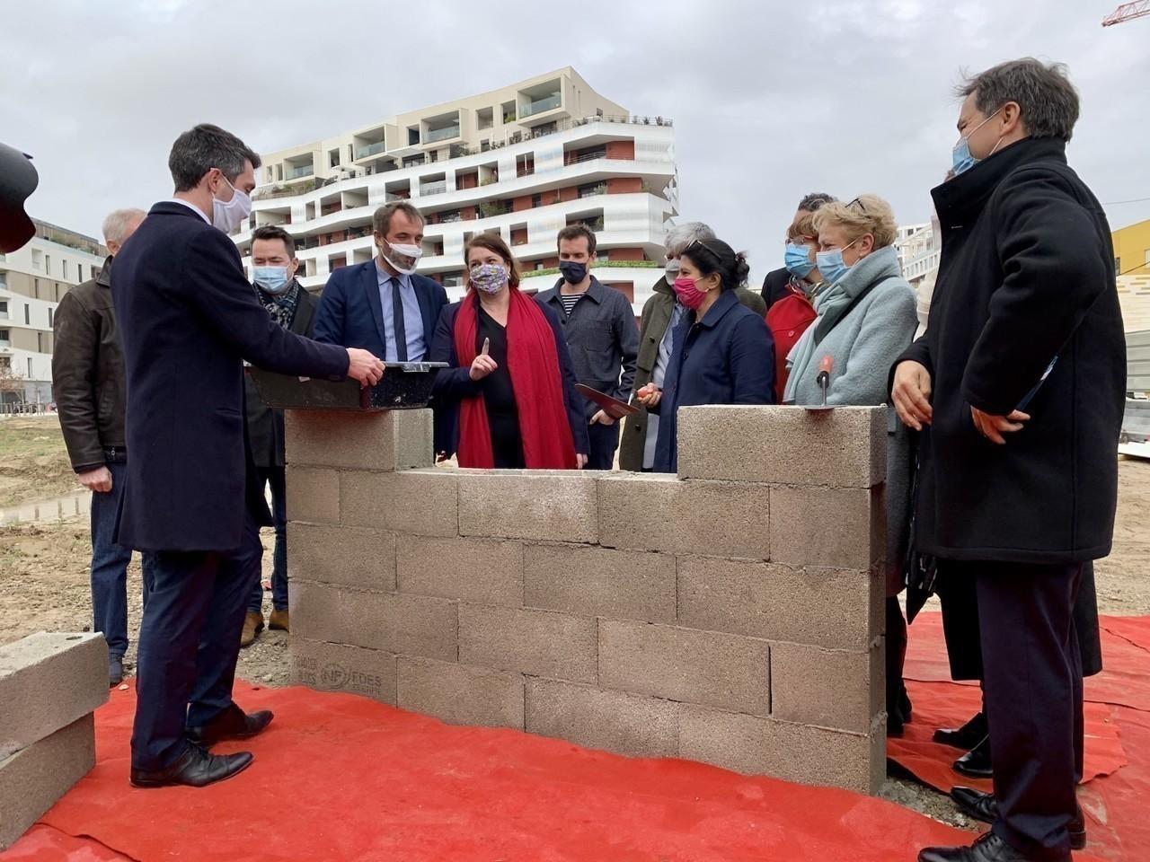 port-marianne premiere pierre montpellier Cedric Nithard