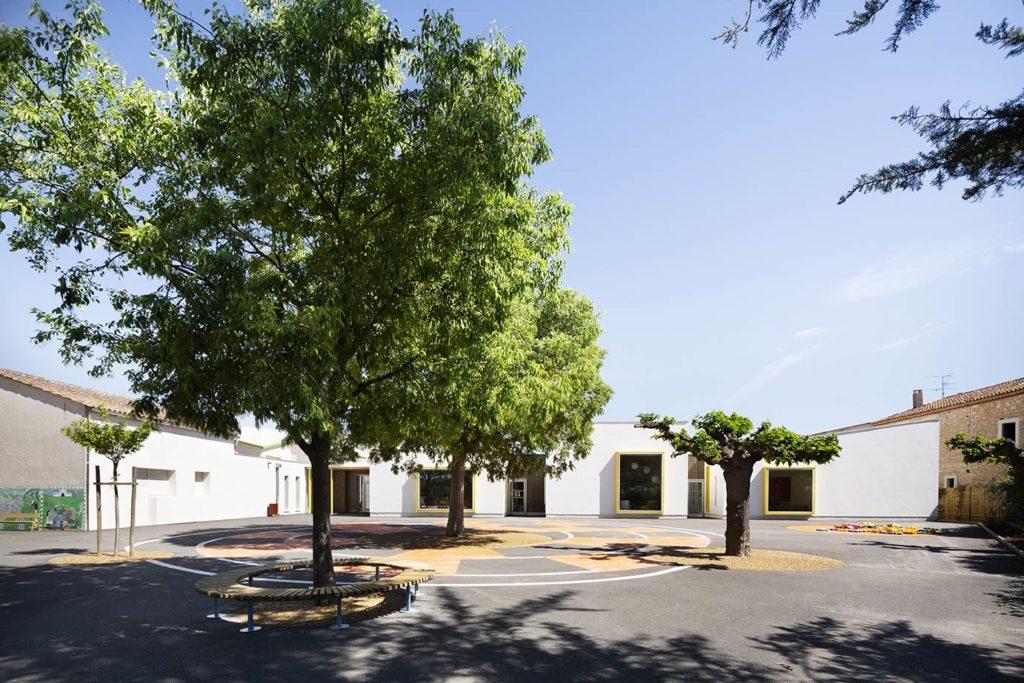 Ecole Maternelle Saint Drezery Extension Architecture 03